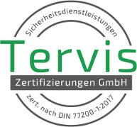 Tervis Zertifikat DIN 77200-1:2017